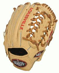 Louisville Slugger 125 Series Cream 11.5 inch Baseball Glove (Right Handed Throw) : Built fo