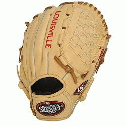 125 Series 12 Inch Baseball Glove model number FG25CR5-1200. The Louisville Sl