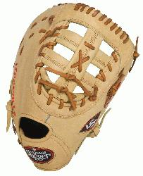 sville Slugger 125 Series Cream First Base Mitt 13 inch (Lef