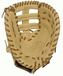 ille Slugger 125 Series Cream First Base Mitt 13 inch (Right Handed Throw) : Louisv