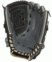 ugger 125 Series Gray 12 inch Baseball Glove (Rig