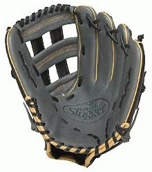 r 125 Series Gray 12.5 inch Baseball Glove (Right Handed Throw) : Built for superior