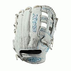 11.75 infield glove Dual post web Memory