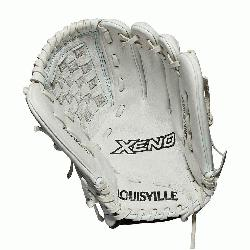 2 infield glove Closed weave web Memory foam wrist lining White and Aqua blu
