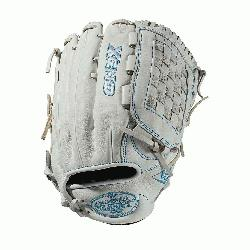 ve Closed weave web Memory foam wrist lining White and Aqua blue Female-specific patter