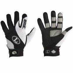 lle Slugger Bionic Inner Glove for Left Hand Fielders Gloves Small : Lo