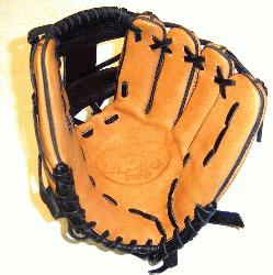 gger 11.25 Baseball glove made in Mexico. Super stiff leather that will take a lot of breaking