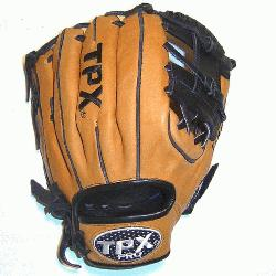 pLouisville Slugger 11.25 Baseball glove made in Mexico. Sup
