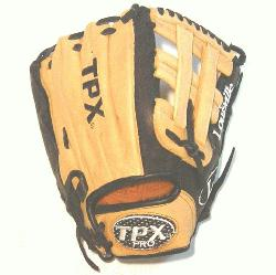 From Pro and College Department. This unique TPX Pro series glove is very stiff and will