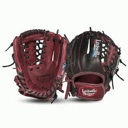 ger EV1150 Evolution Series 11.5 Baseball Glove Left Handed Thr