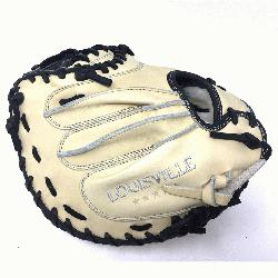 Louisville Slugger Pro Flare Catchers Mitt from College Department Louisville Slugger.