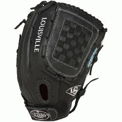 Louisville Slugger Xeno Fastpitch series softball glove takes best-in-class premium leather m
