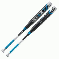 FPLX150 Fastpitch Sofball Bat -10 LXT (32-inch-22-oz) : 100% composite design. TRU3 3-piece bat co