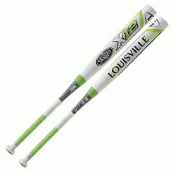 composite design. 2-piece bat construction. Balanced swing