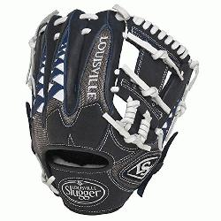 sville Slugger HD9 11.25 inch Baseball Glove (Navy, Right Hand Throw) : T