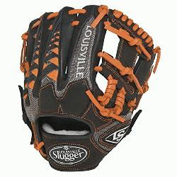 e Slugger HD9 11.25 inch Baseball Glove (Orange, Right Hand Throw) : The HD9 Series is built wit