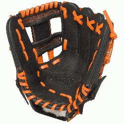 ugger HD9 11.25 inch Baseball Glove (Orange, Right Hand Throw) : The HD9 Series is built