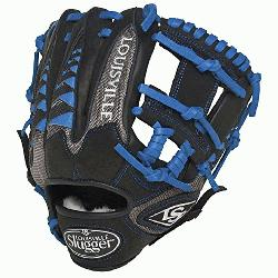isville Slugger HD9 11.25 inch Baseball Glove (Royal, Right Hand Throw) : The HD9 S