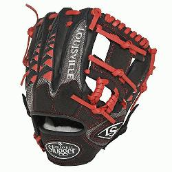 uisville Slugger HD9 11.25 inch Baseball Glove (Scarlet, Right Hand Throw) : The HD9 Series