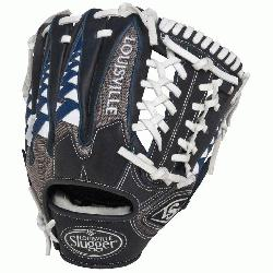 HD9 11.5 inch Baseball Glove (Navy, Left Hand Throw) : Th
