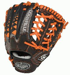 ger HD9 11.5 inch Baseball Glove (Orange, Left Han