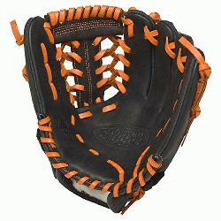 lle Slugger HD9 11.5 inch Baseball Glove (Orange, Right Hand Throw) : The HD9 Series is built