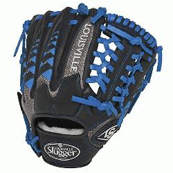 ouisville Slugger HD9 11.5 inch Baseball Glove (Royal, Left Hand Throw) : The HD9 Series i