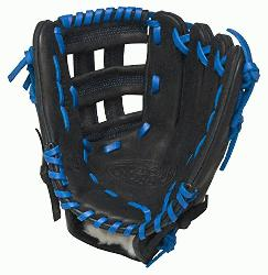 le Slugger HD9 11.5 inch Baseball Glove (Royal, Left Hand Throw) : The HD9 Series is built with rev