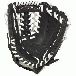 ille Slugger HD9 11.5 inch Baseball Glove (White, Left