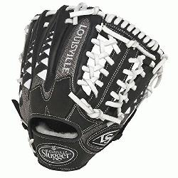ouisville Slugger HD9 11.5 inch Baseball Glove (White, Right Hand Throw) : The HD9 Series is bui