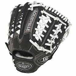 ville Slugger HD9 11.5 inch Baseball Glove (White, Right Hand Throw) : The HD9 Series is built with