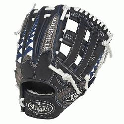 lle Slugger HD9 11.75 inch Baseball Glove (Navy, Right Hand Throw) : The H