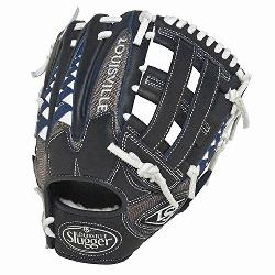 Slugger HD9 11.75 inch Baseball Glove (Navy, Right Hand Throw) : The