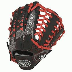 Slugger HD9 12.75 inch Baseball Glove (Royal, Right Hand Throw) : Louisville Slugger HD9 12