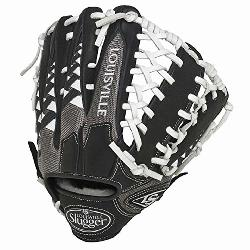 Slugger HD9 12.75 inch Baseball Glove (White, Right Hand Throw) : Louisville Slugger HD9 12.