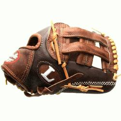 r IC1175 Icon Series 11.75 Baseball Glove (Right Handed Throw) : Handcrafted from American stee