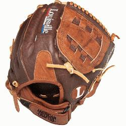 ille Slugger ICF1275 Fast Pitch Softball Glove 12.75 (Left Hand Throw) : Louisvil