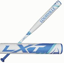 LXT from Louisville Slugger is 100% composite. Improved Tru3 w