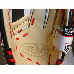 le Slugger Omaha Pro series brings together premium shell leather with softer linings for a s