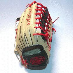 ille Slugger Omaha Pro series brings together premium shell leather with softer linings for