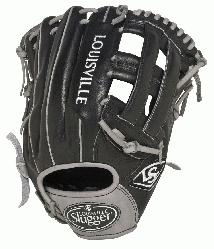 ille Slugger Omaha Flare Baseball Glove 11.75 inch with Game Ready Perfor