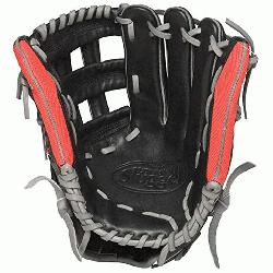 ille Slugger Omaha Flare Baseball Glove 11.75 inch with Game R