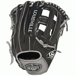 e Slugger Omaha Flare Baseball Glove 11.75 inch with Game Ready Performance Leather. Iconic Flare