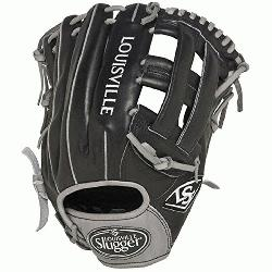 Slugger Omaha Flare Baseball Glove 11.75 inch with Game Ready Performanc