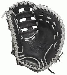 lugger Omaha Flare First Base Mitt 13 inch (Left Handed Throw) : Louisville Slu