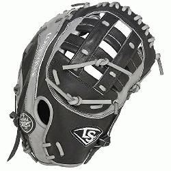 Omaha Flare First Base Mitt 13 inch (Right Handed Throw) : Louisville Slugger First Ba