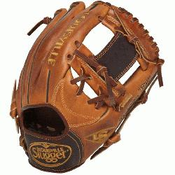 Omaha Pro 11.25 inch Baseball Glove (Right Handed Throw) : Louisville Slugg