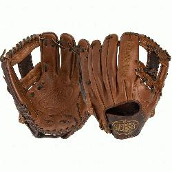 ouisville Slugger Omaha Pro 11.25 inch Baseball Glove (Right Handed Throw) : Lo