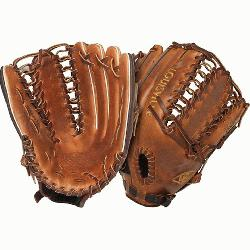 ouisville Slugger Omaha Pro series brings together premium shell leather with softer linings