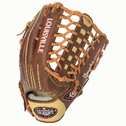 12.75 Inch Pattern Based Off of Louisville Slugger s Professional Glove